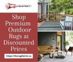 Shop Premium Outdoor Rugs at Discounted