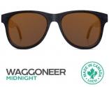 Shop Waggoneer Midnight Sunglasses