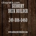 Sudbury Deck Builder