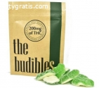 The Budibles | Green Frogs | 200mg THC