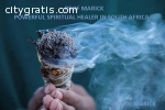 TRADITIONAL HEALER IN SOUTH AFRICA
