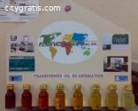 Transformer oil Regeneration Machine Pla