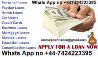 We approved your loan Online