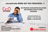 WE PROVIDE ACCOUNTING SOLUTIONS AND SOUR