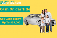 Why Go For Title Loan With Bad Credit Ca