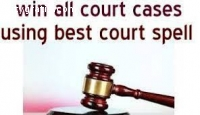 Win All Serious Court Cases+27837102435
