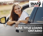With Car Title Loans Ontario, you can bo