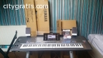 Yamaha Tyros 5 76-Key Arranger Workstati