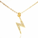 Buy Lightning Bolt Necklace
