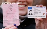 BUY REAL OR FAKE DOCUMENTS ONLINE
