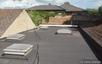 Cabin Roof Repaired in Dublin