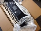 FOR SALE:  Yamaha Tyros 5 Workstation Ke