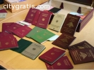 Get your traveling documents here
