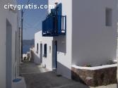 Greece  island of Milos, rent  house