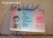 How to buy fake residence permit online?