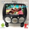 Mazda 2 Car audio radio android wifi GPS