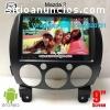 Mazda 2 Car audio radio android wifi GPS