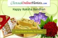 Order Amazing Rakhi to Chennai at a Low
