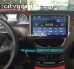 Peugeot 208 2008 Android Car Radio GPS W