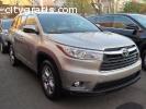 Selling My Used Toyota Highlander 2014 C