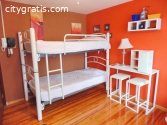 Stay in a fuly furnished hostel with th