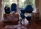 STOKKE XPLORY V4 BABY STROLLER