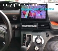 Toyota Sienta car radio android wifi GPS
