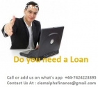 URGENT LOAN OFFER TO SETTLE YOUR BILL AN