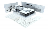 2D BIM Modeling Outsourcing services
