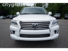 Am selling my Used 2013 Lexus 570 Suv Li