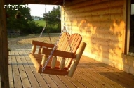 Amish Rustic Log Furniture - Ohio