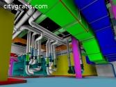 BIM Outsourcing | CAD Clash Detection