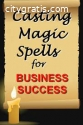 Business Boosting Spells, Tender Spells
