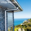 Buy Half Round Spouting | Sunnyside NZ