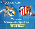 Champions League Final 2016 Tickets Avai