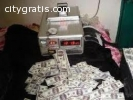 CLEANING BLACK MONEY WITH SSD CHEMICAL