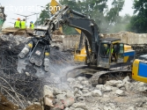 Demolition Service by Skilled Contractor