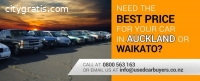 Free Car Removal in Auckland