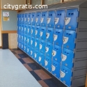 Highly Customisable Outdoor Lockers
