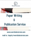 Hire Paper and Article writers for PhD