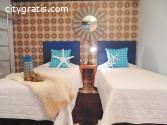 Hospédate en una Suite (Sala amabueblada