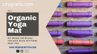 Looking for Organic Eco friendly yoga ma