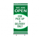 Make your presence with banner stand