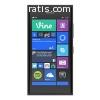 Nokia Lumia 735 Black (Silver-67165)