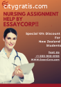 Nursing Assignment Help in New Zealand