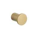 Otto Robe Hook – Brushed Brass