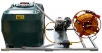 Spray Equipment in NZ | 09 271 4782