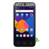 Alcatel Pixi 3 4.5 4GB Black (Silver-67
