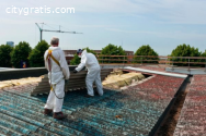 Asbestos Roof Removal and Repair