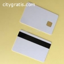 Blank ATM Card for withdrawing Money